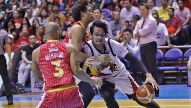 Photo of Tim Cone, Brgy. Ginebra expect a lot more physicality in Game 2 as San Miguel tries to even series