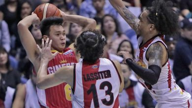 Photo of Scottie Thompson vows to stay aggressive as Brgy. Ginebra goes for the kill