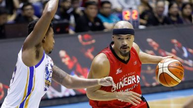 Photo of Mark Caguioa hopes to win another championship before hanging his jersey