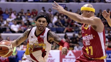 Photo of Trend continues in Game 3 as San Miguel pulverizes Brgy. Ginebra