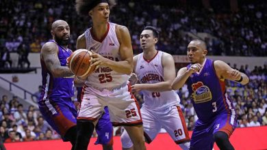 Photo of Hotshots expecting spirited fightback from Gin Kings in Game 2