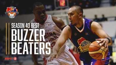 Photo of WATCH: PBA Season 43 Best Buzzer Beaters