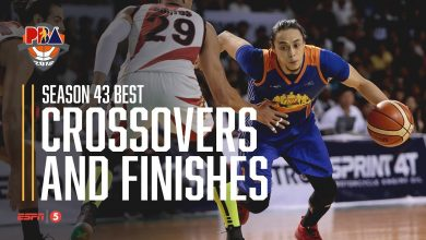 Photo of WATCH: PBA Season 43 Best Crossovers and Finishes