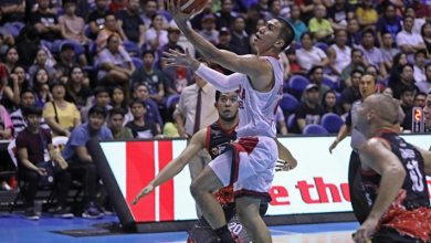 Photo of LA Tenorio on the verge of breaking Alvin Patrimonio's consecutive games record