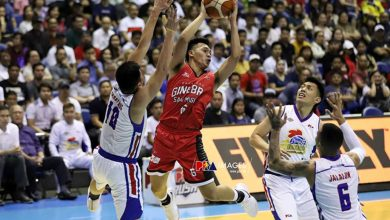 Photo of Cold-shooting Scottie Thompson grabs career-high 19 rebounds in Game 3 defeat
