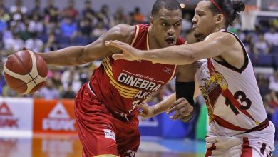 Photo of Brownlee plays 53 minutes, powers Brgy. Ginebra past San Miguel in overtime