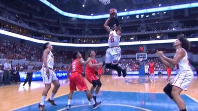 Photo of WATCH: Justin Brownlee skies high for the JAM!