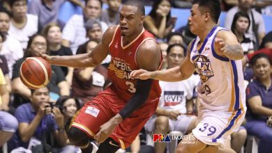 "Photo of Justin Brownlee on Stanley Pringle: ""He's an extra weapon and he'll make things easier for everybody"""