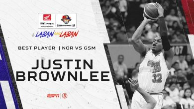 Photo of WATCH: Best Player – Justin Brownlee [Brgy. Ginebra vs NorthPort | June 1, 2019]