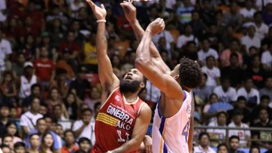 Photo of Pringle dazzles in Brgy. Ginebra debut as Gin Kings rout Road Warriors in Batangas