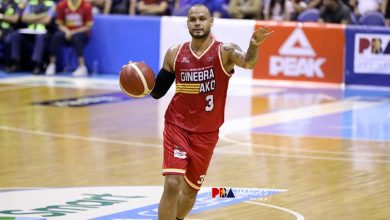 Photo of 'Heartbroken' Solomon Mercado writes emotional farewell message to Brgy. Ginebra