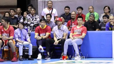 Photo of Brgy. Ginebra coach Tim Cone excited to have injured trio back in action