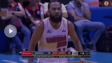 Photo of WATCH: Stanley Pringle Highlights [Brgy. Ginebra vs Magnolia QF Game 2   July 23, 2019]