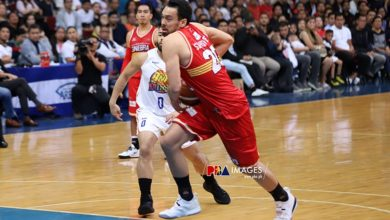 """Photo of Tim Cone dismisses trade rumors involving Greg Slaughter: """"All of that stuff is just noise"""""""