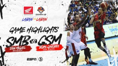 Photo of WATCH: Brgy. Ginebra vs San Miguel Game Highlights [October 13, 2019]
