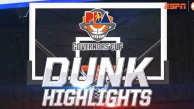 Photo of WATCH: 2019 Governors' Cup Dunk Highlights!