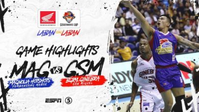 Photo of WATCH: Brgy. Ginebra vs Magnolia Game Highlights [October 20, 2019]