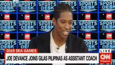 Photo of WATCH: Joe Devance talks about his role as assistant coach of Gilas Pilipinas!