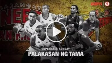 Photo of WATCH: Brgy. Ginebra vs San Miguel [2019 Governors' Cup | October 13, 2019]