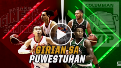 Photo of WATCH: Brgy. Ginebra vs Columbian [2019 Governors' Cup | November 15, 2019]