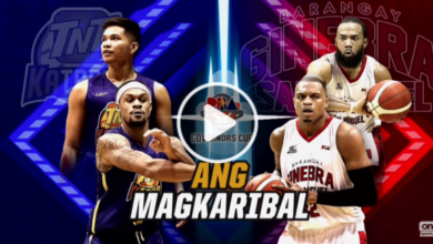 Photo of WATCH: Brgy. Ginebra vs TNT [2019 Governors' Cup | November 8, 2019]