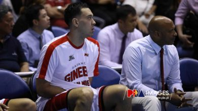Photo of Greg Slaughter in danger of missing SEA Games due to dislocated thumb