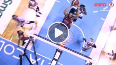 Photo of WATCH: Eye in the Sky! Stanley to Japeth for the JAM!