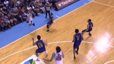 Photo of WATCH: LA Tenorio's win-preserving SAVE!