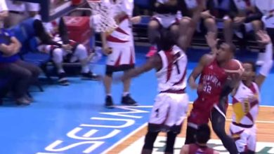 Photo of WATCH: Justin Brownlee with a magical shot!