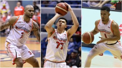 Photo of Mercado, Ferrer, Taha set aside friendship as NorthPort battles Brgy. Ginebra in semis