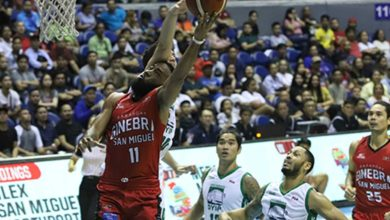 Photo of Brgy. Ginebra pummels Columbian, secures top 4 finish and twice-to-beat advantage