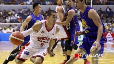 Photo of Tim Cone commends LA Tenorio for game-saving play against TNT