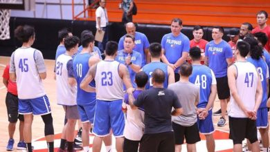 Photo of Gilas coach Tim Cone taps Kiefer Ravena as replacement for injured Jayson Castro