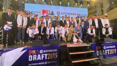 Photo of LOOK: 2019 PBA Rookie Draft Complete Results