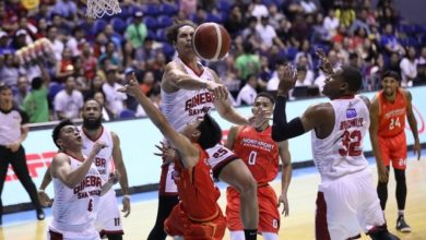 Photo of NorthPort blasts Brgy. Ginebra by 34 points to take semis opener