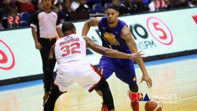 Photo of KJ McDaniels leads Governors' Cup Best Import race, Justin Brownlee in second
