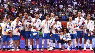 Photo of Mission accomplished as Gilas Pilipinas cruises to Men's Basketball gold in 30th SEA Games