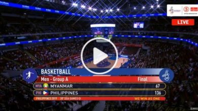 Photo of WATCH: Gilas Pilipinas vs Myanmar Game Highlights [30th SEA Games | December 7, 2019]