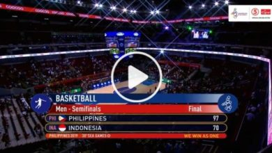 Photo of WATCH: Gilas Pilipinas vs Indonesia Game Highlights [30th SEA Games | December 9, 2019]