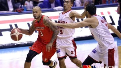 Photo of Sol Mercado ruled out of semis series, grateful to Brgy. Ginebra fans for support