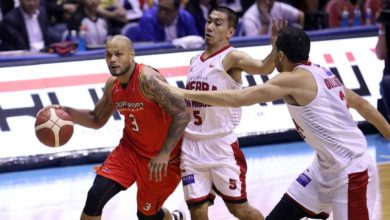 Photo of Sol Mercado bracing for strong comeback by former team Brgy. Ginebra in Game 2