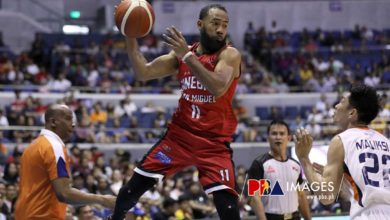Photo of Stanley Pringle vows to give it all for Brgy. Ginebra in first-ever PBA Finals stint