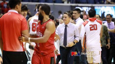 Photo of Tim Cone relieved as Brgy. Ginebra avoids winner-take-all match against dangerous NorthPort