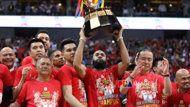 Photo of First-time champ Stanley Pringle was the difference for Brgy. Ginebra, says Tim Cone