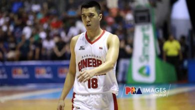 Photo of Arth Dela Cruz doubtful for Finals series due to groin injury