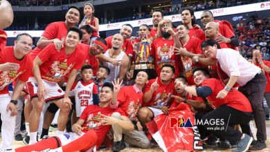 Photo of LOOK: Brgy. Ginebra captures 12th PBA title!