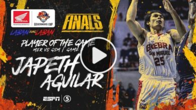 Photo of WATCH: Japeth Aguilar Highlights & BPG Interview [Finals Game 5 | January 17, 2020]