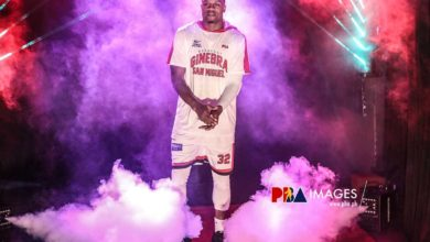 Photo of Justin Brownlee