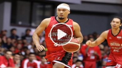 Photo of WATCH: Mark Caguioa Highlights [Brgy. Ginebra vs Meralco Finals Game 2 | January 10, 2020]