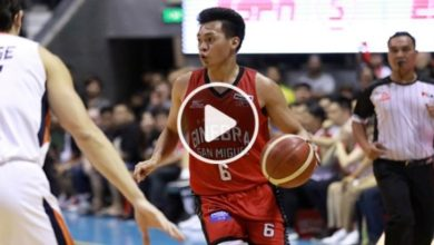 Photo of WATCH: Scottie Thompson Highlights [Brgy. Ginebra vs Meralco Finals Game 4 | January 15, 2020]